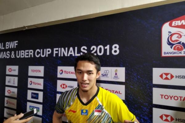 Taklukkan Malaysia 3-1 Indonesia ke semifinal Piala Thomas