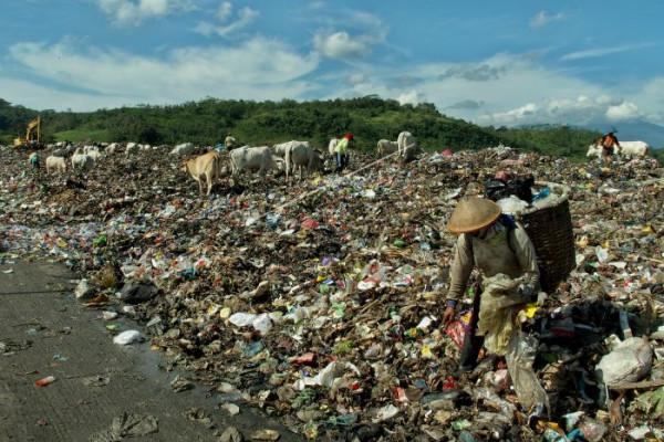Sampah TPA Jatibarang