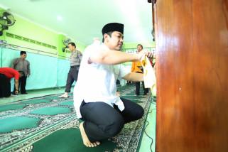 Ramadhan, Wali Kota Hendi kembali galakkan bersih-bersih masjid