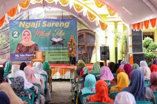 Ida Fauziyah: Datang ke TPS dengan niatan ibadah