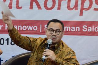 Cagub Sudirman minta KPK tidak diintervensi