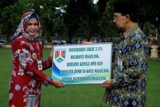 Pembayaran zakat rutin sejalan visi Kota Magelang