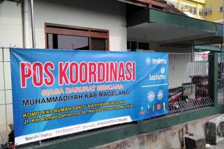 Muhammadiyah Kabupaten Magelang buka posko bencana Merapi