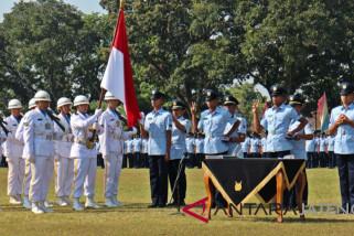 Dankodiklatau lantik 500 prajurit Tamtama TNI AU
