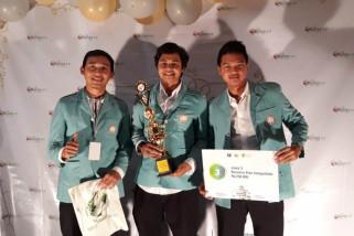 Mahasiswa UNS juara 3 kompetisi