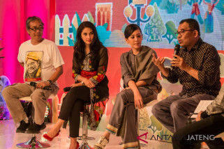 Garin: kebudayaan Singapura berkembang dari kota dagang