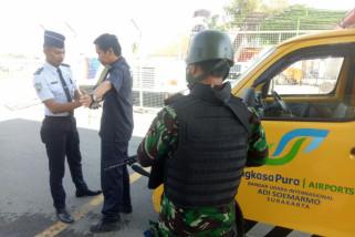 Pengamanan Bandara Adi Soermarmo Solo diperketat