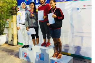 Mahasiswa Hukum Undip sabet juara nasional lompat indah