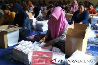 KPU Kudus mulai sortir surat suara pilkada