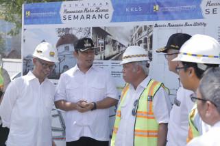 Menteri PUPR  Setujui Jalan Layang ke Terminal Baru Bandara Ahmad Yani