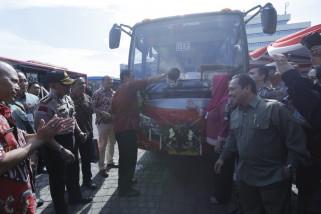 Wali kota: Penyelesaian kemacetan kembali ke masyarakat