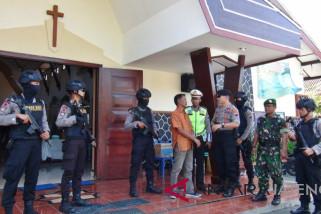 Antisipasi aksi teror, Polres Boyolali tingkatkan pengamanan