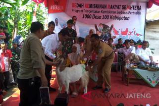 Menteri minta Bupati Purbalingga bongkar laci kemiskinan (VIDEO)
