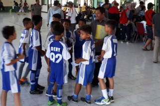 Liga Fopssi U-11 digelar, jagad sepak bola Jateng bakal menghangat