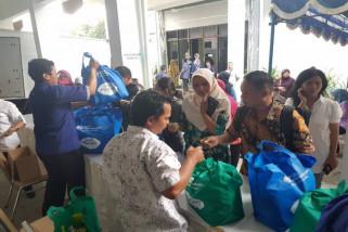 Pasar murah, ajang edukasi BPJS Ketenagakerjaan Cabang Yogyakarta