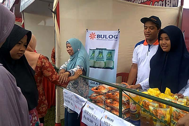 Bulog tawarkan daging kerbau melalui pasar murah