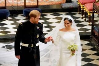 Pangeran Harry dan Meghan dikabarkan bulan madu ke Kanada