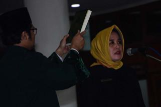 Prof. Retno Sarawati dekan baru FH Undip