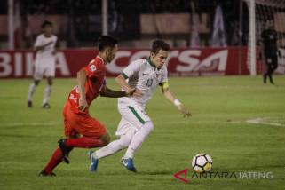Persis menang 3-0 atas Timnas U-19