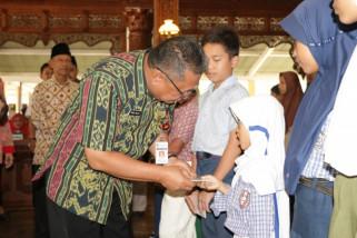 Angka putus sekolah di Jepara 0,04 persen