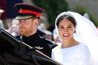 Goody bag pernikahan Harry - Meghan dijual 67.100 dolar AS