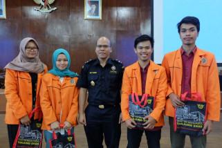 Bea Cukai bagikan ilmu kepabenan ke mahasiswa Universitas Ahmad Dahlan