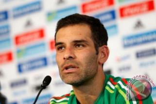 Pemain Meksiko Marquez berpeluang tampil di Piala Dunia kelima