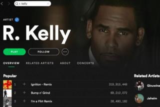 Penyanyi R&B  R Kelly digugat atas kekerasan seksual