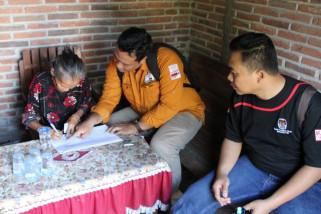 KPU Pati verifikasi syarat dukungan bakal calon DPD