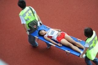 Dokter :Saat otot kram, bagian tubuh yang ototnya kram segera diistirahatkan