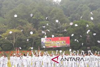 Panglima TNI lantik 270 perwira prajurit karier