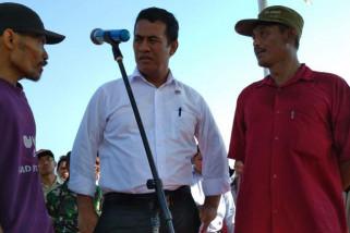 Mentan luncurkan Program Bekerja di Purbalingga dengan libatkan STPP Magelang