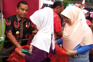 Bupati Purbalingga: Pasar murah berperan kendalikan inflasi (VIDEO)