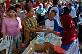 Pasar murah Ramadan