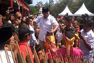 Prabowo ajak rakyat bersatu lawan terorisme (VIDEO)