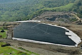Proyek pembangkit listrik tenaga sampah