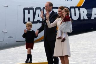 Putra dan putri William jadi pengiring pengantin pernikahan Pangeran Harry