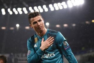 Cristiano Ronaldo merasa sepuluh tahun lebih muda