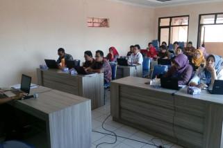 OPD Wonosobo ikuti pelatihan manajemen data
