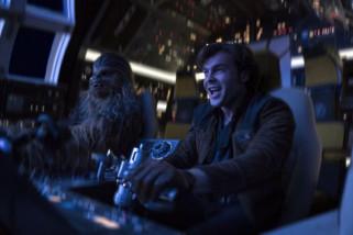 Film Solo A Star Wars Story tidak terlalu spektakuler