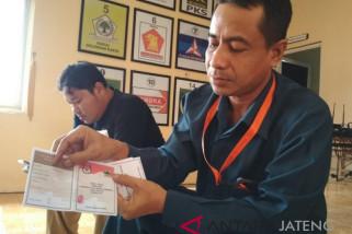 1.915 surat suara Pilkada Jateng ditemukan rusak di Kudus