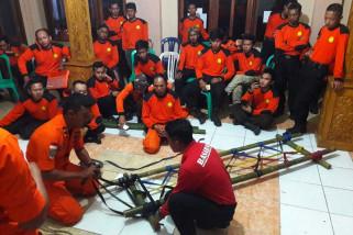 Puluhan sukarelawan SAR ikuti pelatihan