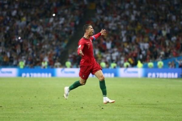 Begini surat perpisahan Ronaldo untuk Real Madrid