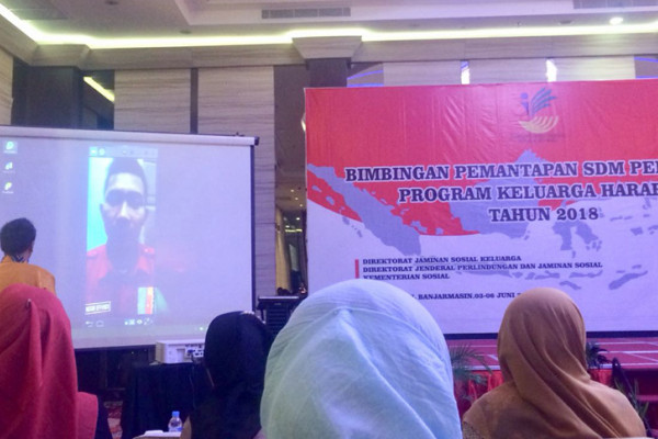 Noor Effendi duta Kotabaru di STPP Magelang