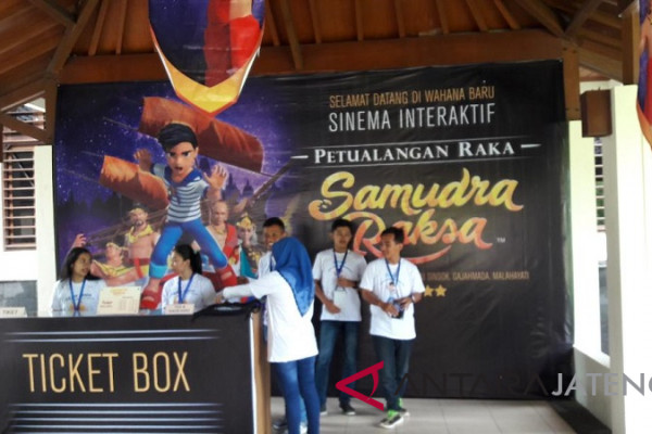 Wahana sinema interaktif lengkapi Museum Samudraraksa Borobudur
