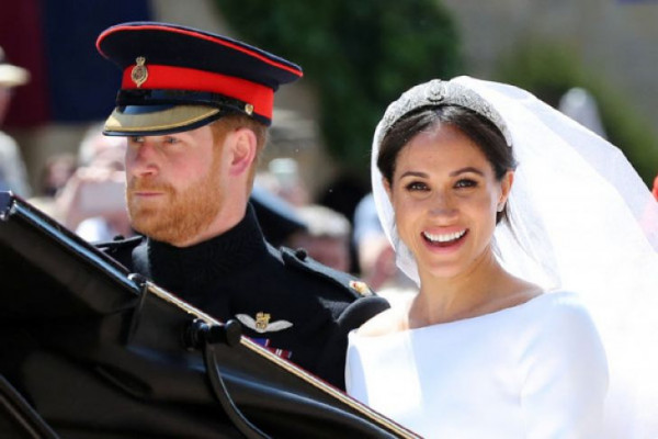 Pangeran Harry - Meghan Markle tur ke Australia