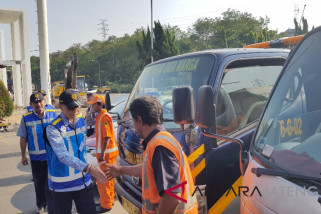 Gerbang tol Manyaran jadi titik perhatian Jasa Marga