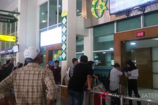 Arus balik mulai terasa di Bandara Adi Soemarmo
