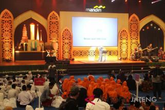 Bank Mandiri buka puasa bersama 2.000 anak yatim di Karanganyar