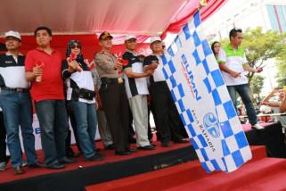 Jasa Raharja Berangkatkan 750 pemudik dari Semarang